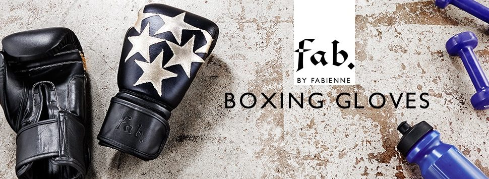 Fab boxing gloves