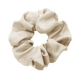 scrunchie beige