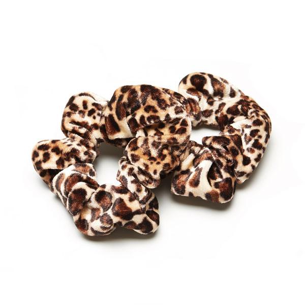 leopardscrunchieset