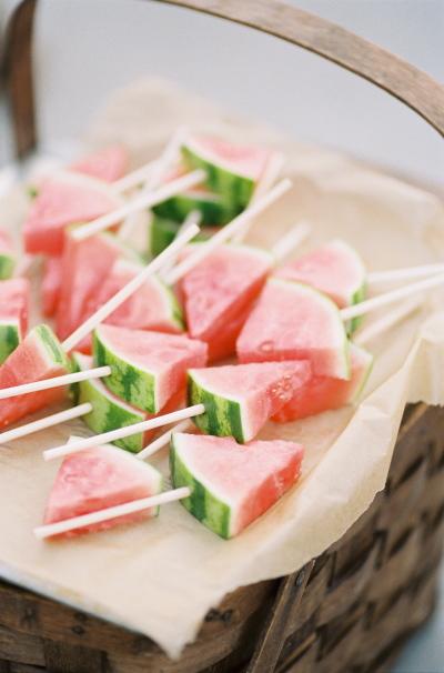 watermeloenijsje
